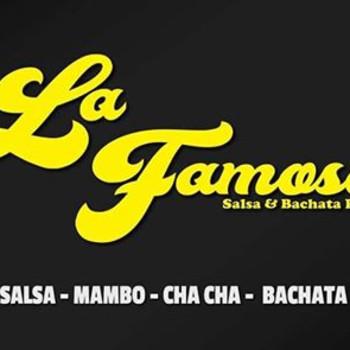 La Famosa Party – Salsa & Bachata – City Edition FRI 25 OCT