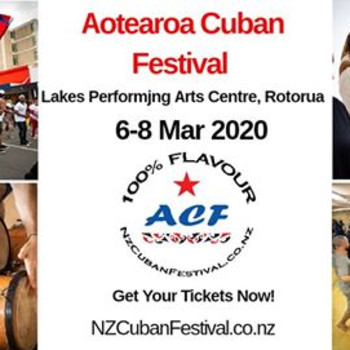 Aotearoa Cuban Festival 2020
