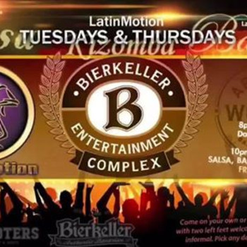 LatinMotion *weekly* Thursday Salsa & Bachata Night | Birmingham