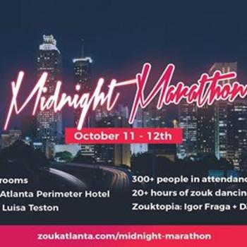 Zouk Atlanta Midnight Marathon 2019!