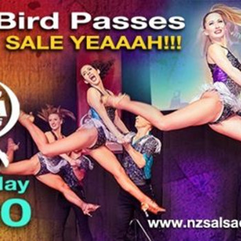 NZ Salsa Congress 2020