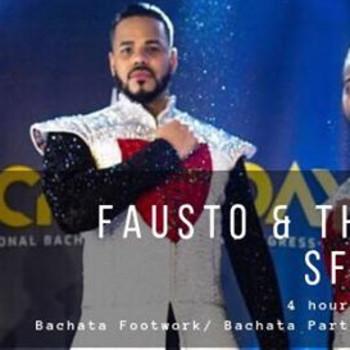 Inessence & iHeartMambo Presents – Fausto & The Kingsmen
