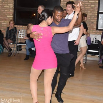 Salsa Lesson & Open Dancing