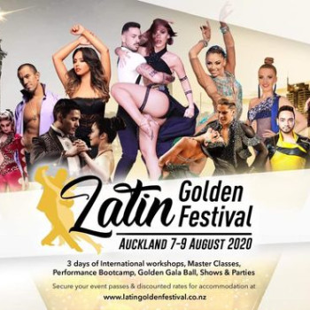 Latin Golden Festival 2021