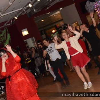 Halloween Party: Salsa Lesson & Open Dancing