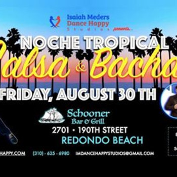 Noche Tropical: Salsa & Bachata Fridays