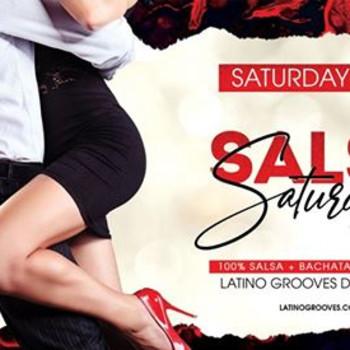 Salsa Saturdays