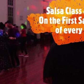Saturday Night Salsa