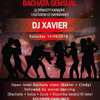 Our 1st Club Bachata Sensual Party for 2019!