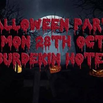 Kizomba Kollective Halloween Party