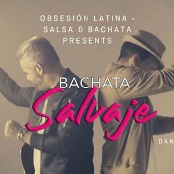 Bachata Salvaje Sundays 15th Sept