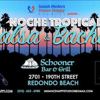 Noche Tropical: Salsa & Bachata Fridays 9/6/19