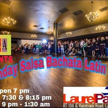 Sunday Salsa Bachata Latin Dance Night