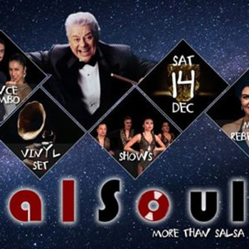 SalSoul The Third – Sat 14th of December