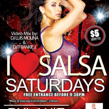 I Love Salsa Saturdays – Chicago's #1 Saturday Going 7yrs Strong