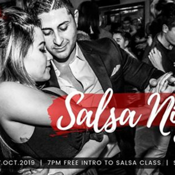 Salsa Nights at The Bon Pavilion