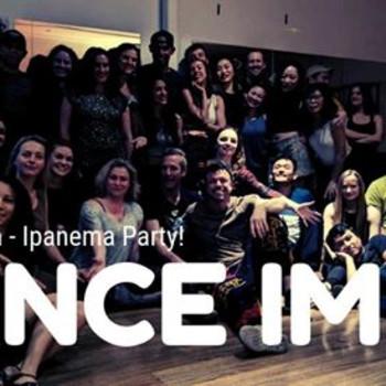 October Edition – Ipanema Party!