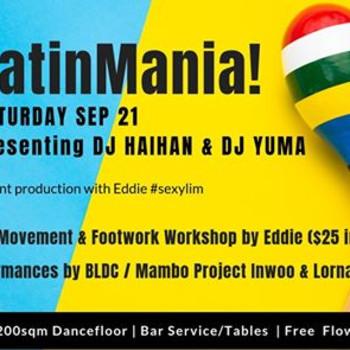 LatinMania! Sep Edition