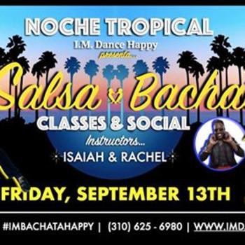 Friday the 13th Salsa! Guest DJ JoJo