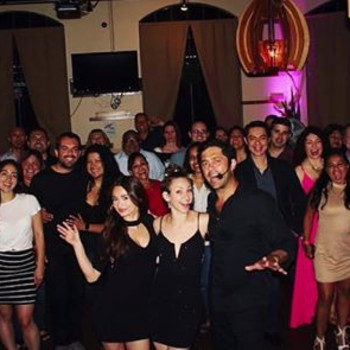 Noche Tropical: Salsa y Bachata – October 25th!
