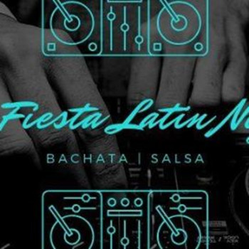 La Fiesta Latin Night – 100% Bachata & Salsa Latin Night!