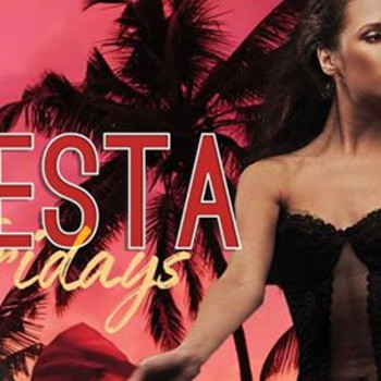 Fiesta Fridays | Oasis Bar