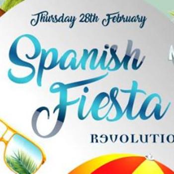 Spanish Fiesta Chester | Thursday 17th October