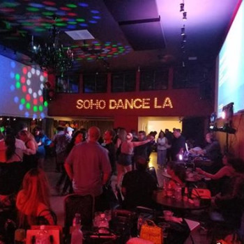 Salseros Reunion in Sherman Oaks Join the FUN!