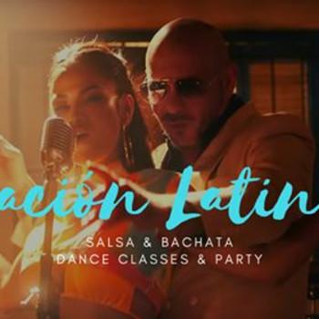 Nación Latina Melb Cup Eve