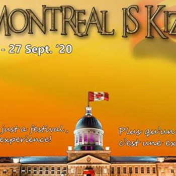 Montreal Is Kizomba (6th edition) – Live the experience