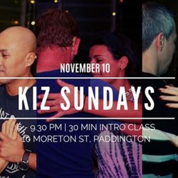KIZ Sundays