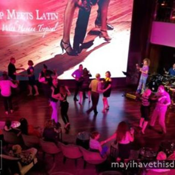 Bachata & Salsa Lesson with Open Dancing
