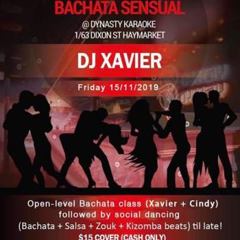 Our next Club Bachata Sensual Party