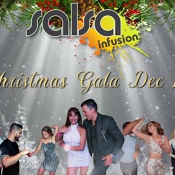 Salsa Infusion Christmas Gala!