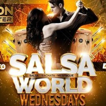 Salsa World Wednesday Latin Night at Avalon!