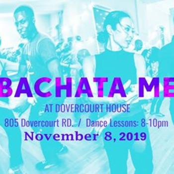 Bachata Me at Dovercourt house