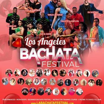 Los Angeles Bachata Festival: LABF