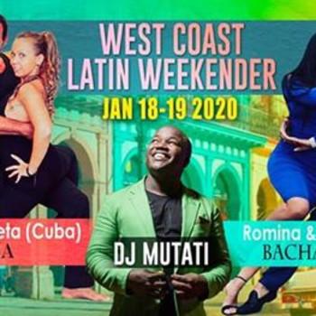 West Coast Latin Weekender