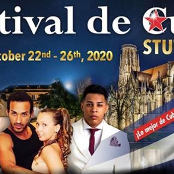 16th Festival de Cuba Stuttgart 2020