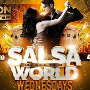 Salsa World Wednesdays Latin Night at Avalon