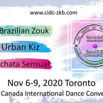 Canada International Dance Convention – ZKB 4th Ed.