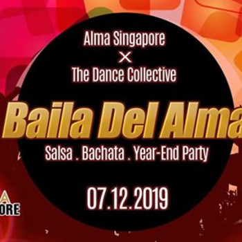 Baila Del Alma | Ultimate Year-End Party 2019