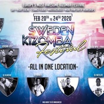 Sweden Kizomba Festival 2020 – 6th Edition