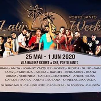 Porto Santo Latin Week 2020