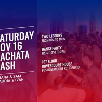 Bachata Me Saturday Nov 16