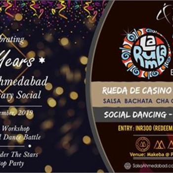 La Rumba – Furor's 6th Anniversary Salsa Social