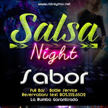 Sabor, Salseros Mega Rumba in Sherman Oaks, Friday Dec. 20th!