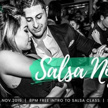 Salsa Nights at The Bon
