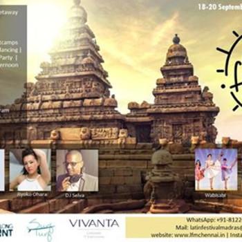 7. Latin Festival Madras 2020