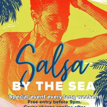 Salsa By the Sea Aus Long weekend